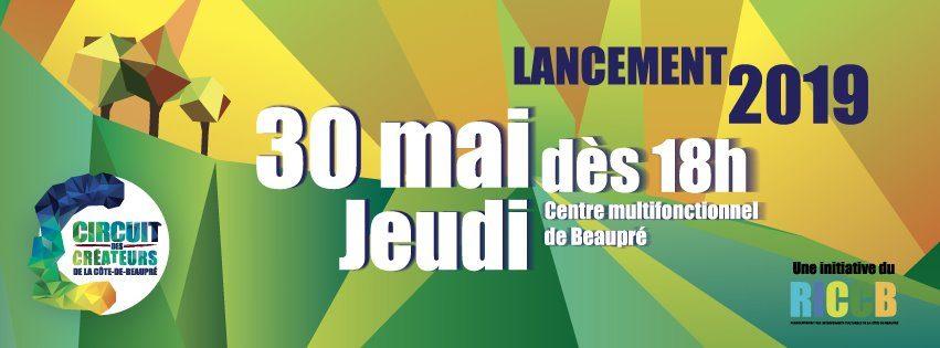 Lancement 2019