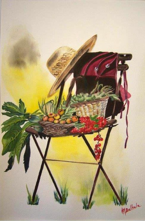 Gourmandise Fruitée Anne-Marie Belkala