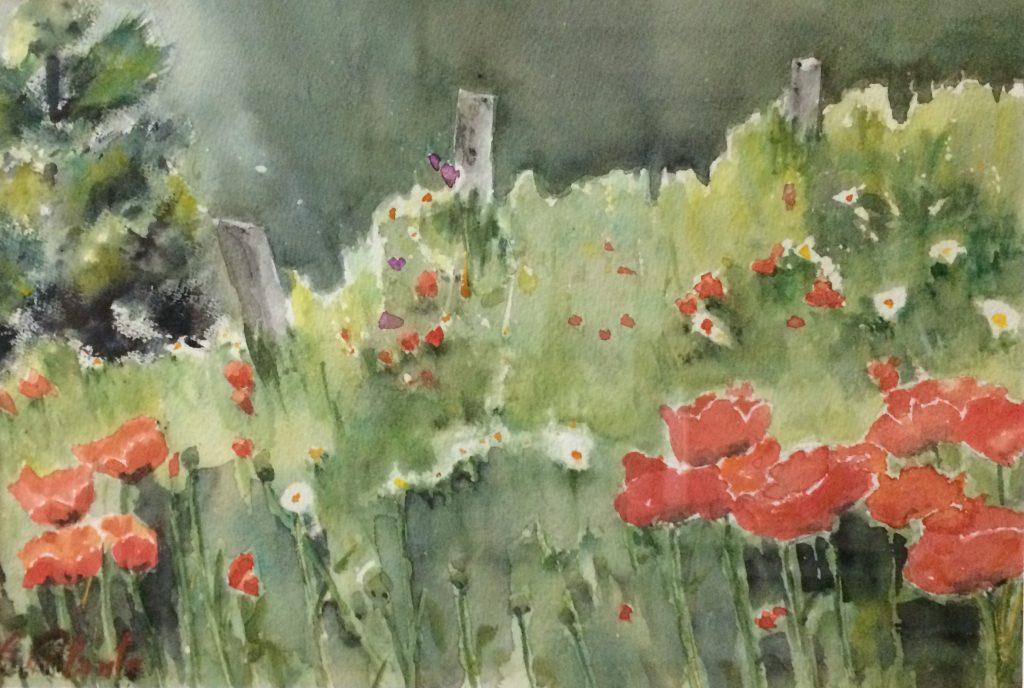 Souvenir, Béatrice Plante
