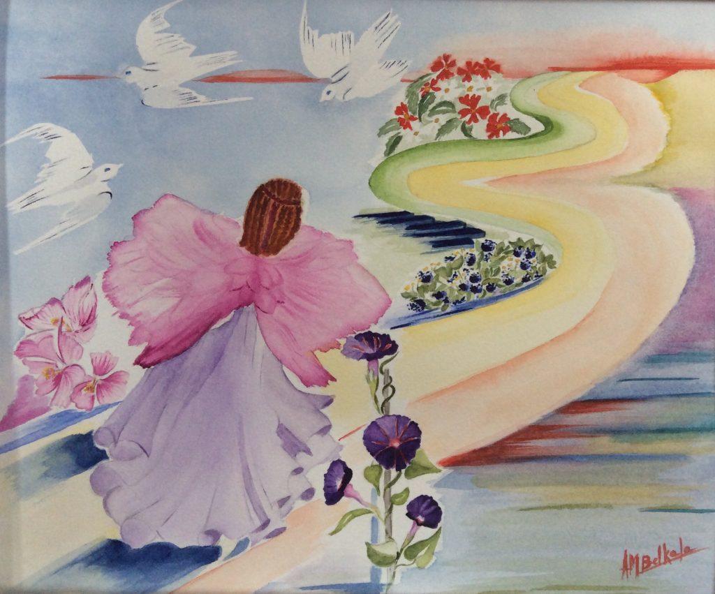 Un Ange passe, Anne-Marie Belkala