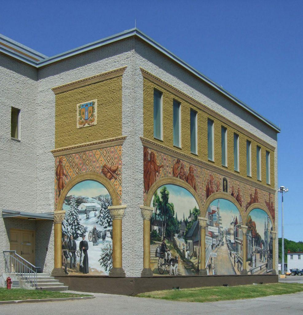 Station 2-Murale