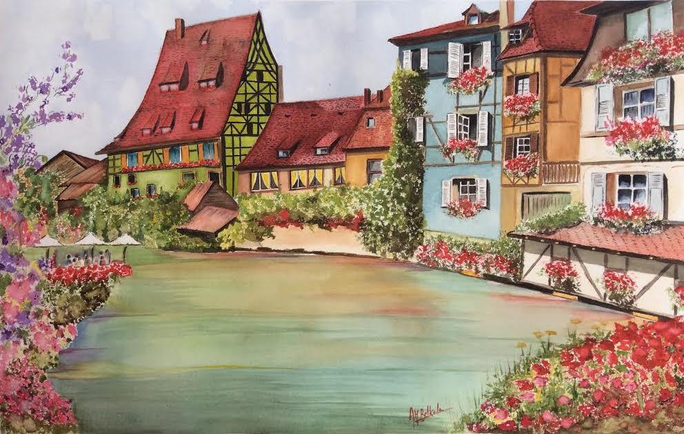 La Petite Venise, Anne-Marie Belkala