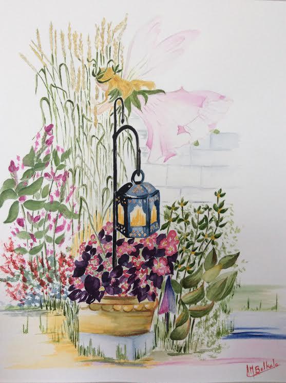 Lumière, Anne-Marie Belkala